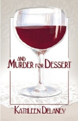 And Murder for Dessert Cover